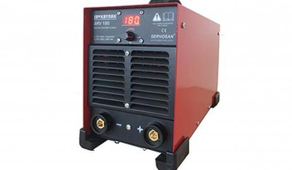 SRV180 Ark Kaynak Makineleri