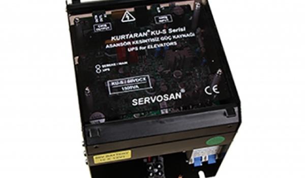 60VDCX-3000VA Kesintisiz Güç Kaynağı