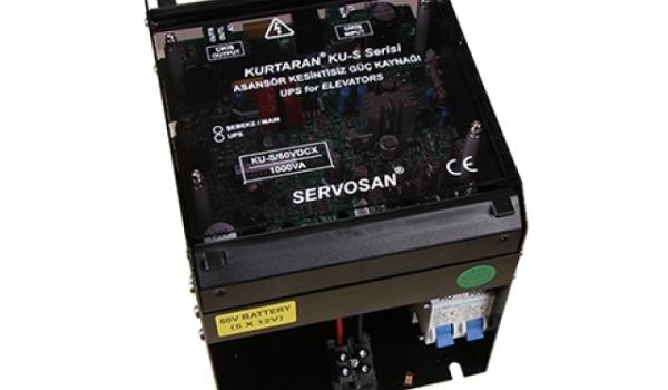 60VDCX-1000VA Kesintisiz Güç Kaynağı